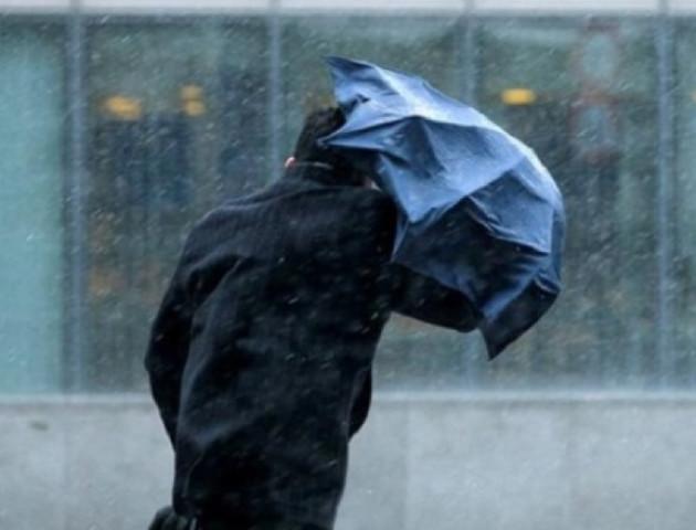 Штормовий вітер та сильний дощ: якою буде погода у Луцьку 22 грудня