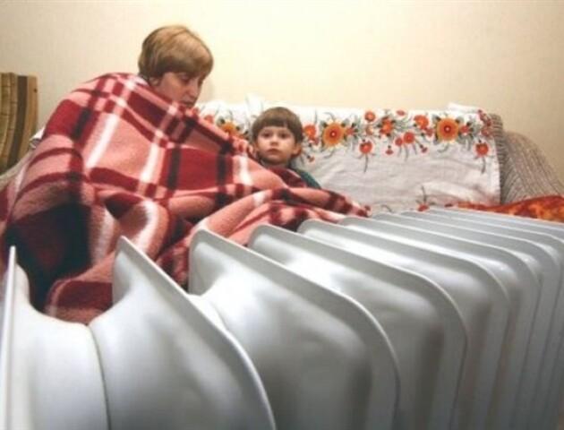 У Луцьку без тепла залишились три будинки та дитсадок