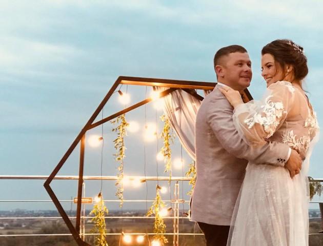 Показали фото з весілля луцької режисерки. ФОТО