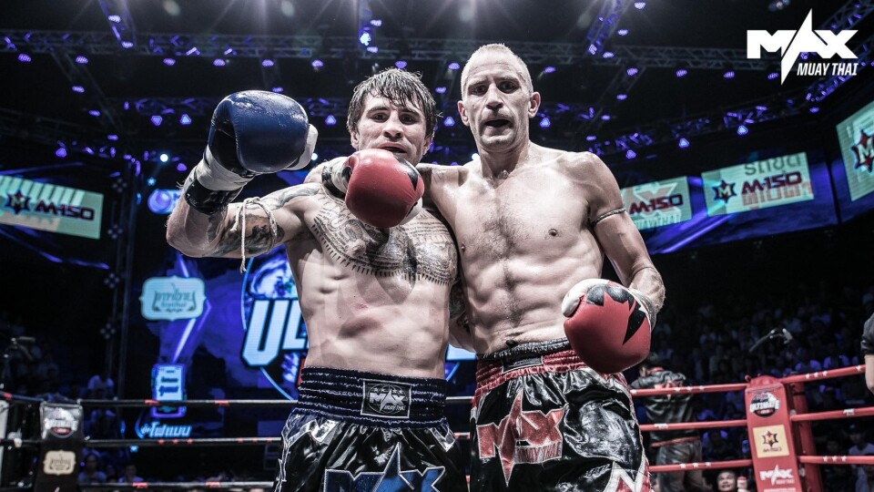 «В Таїланді завжди обираю зали, де найменше туристів», - луцький боксер Сергій Снитюк