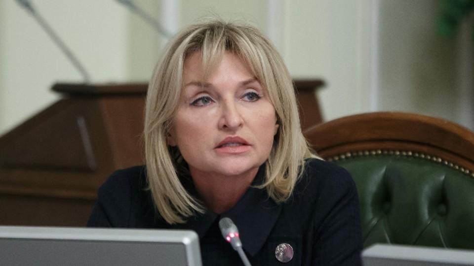 Ірина Луценко назвала Гриценка брехуном і заявила, що подасть на нього у суд