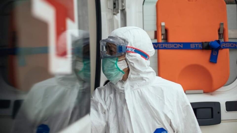 В Україні – 11 757 нових хворих на коронавірус