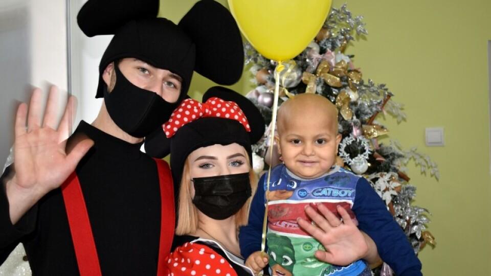 У Луцьку шукають донорів крові для онкохворого 3-річного хлопчика