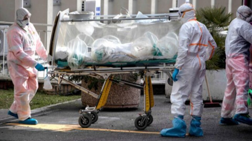 В Італії – різке падіння смертності від коронавірусу