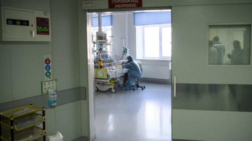 На Волині медики лікарень «другої хвилі» не отримують доплат за коронавірус. Пояснили чому