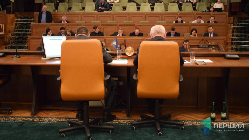 Бюджетна війна на Волині: депутати облради вимагають звіту Савченка