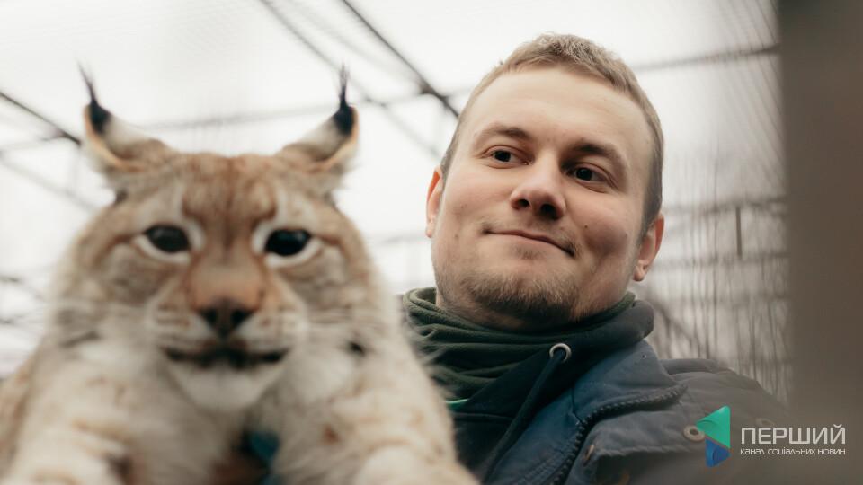 «Годувати тигреня вдома не дозволив власник квартири». Я доглядаю хижаків у Луцькому зоо
