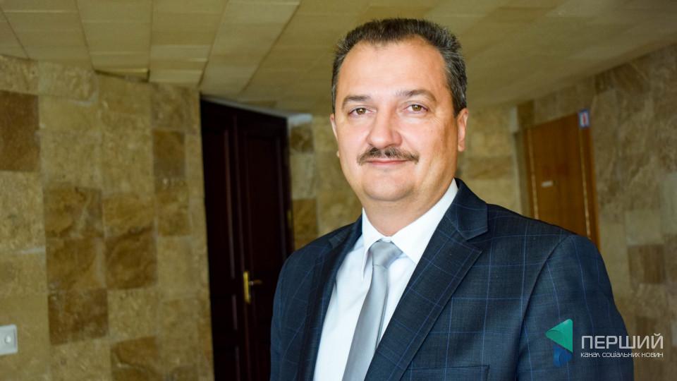 «Я за те, щоб на керівні посади призначали 25-річних», – Костянтин Зінкевич. ПЕРШИЙ В ОБЛРАДІ