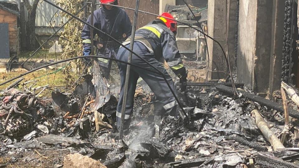 В аварії на Івано-Франківщині загинув відомий льотчик та троє іноземців