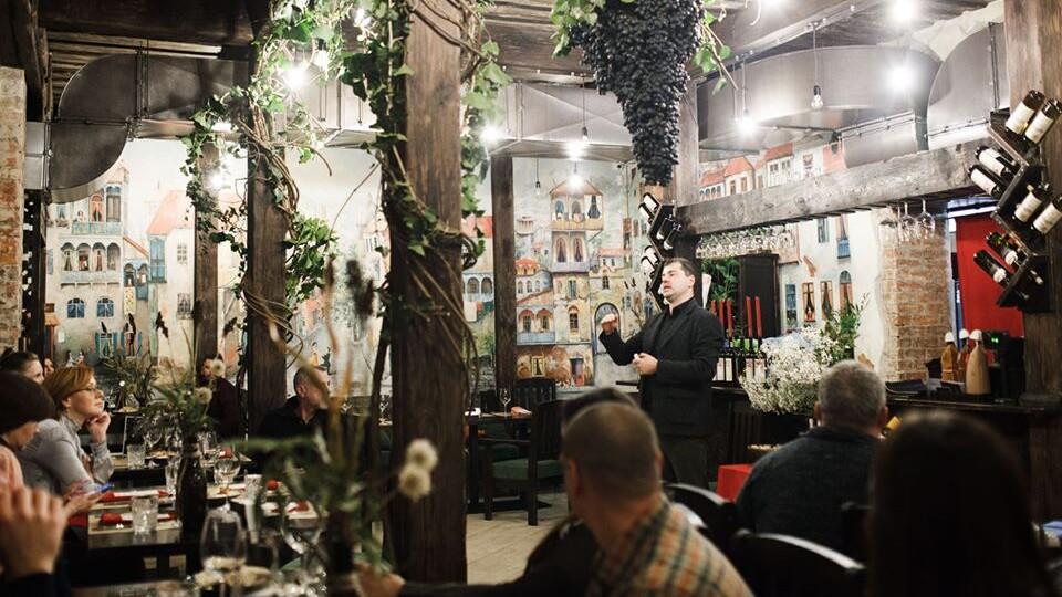 Ресторан «Сулі-Гулі» переїжджає у центр Луцька