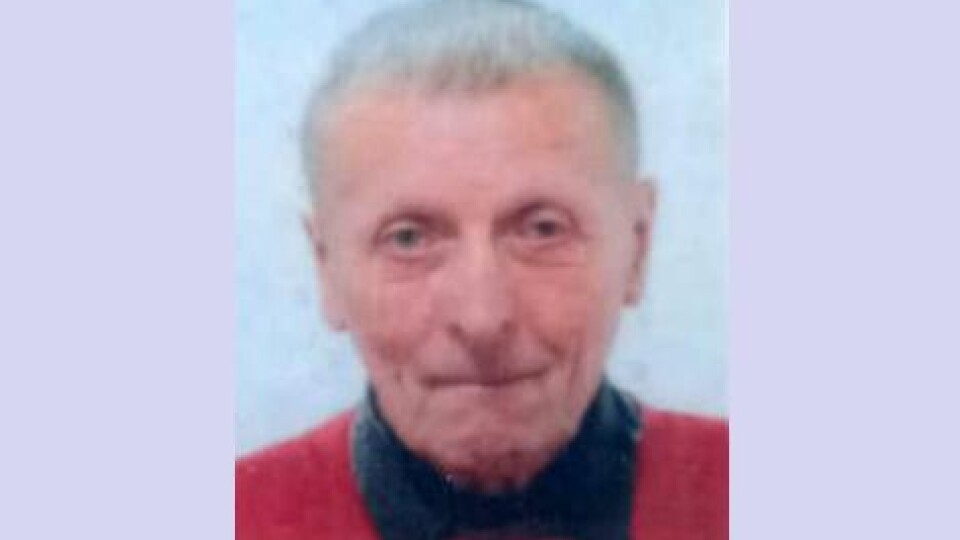На Волині шукають 72-річного пенсіонера
