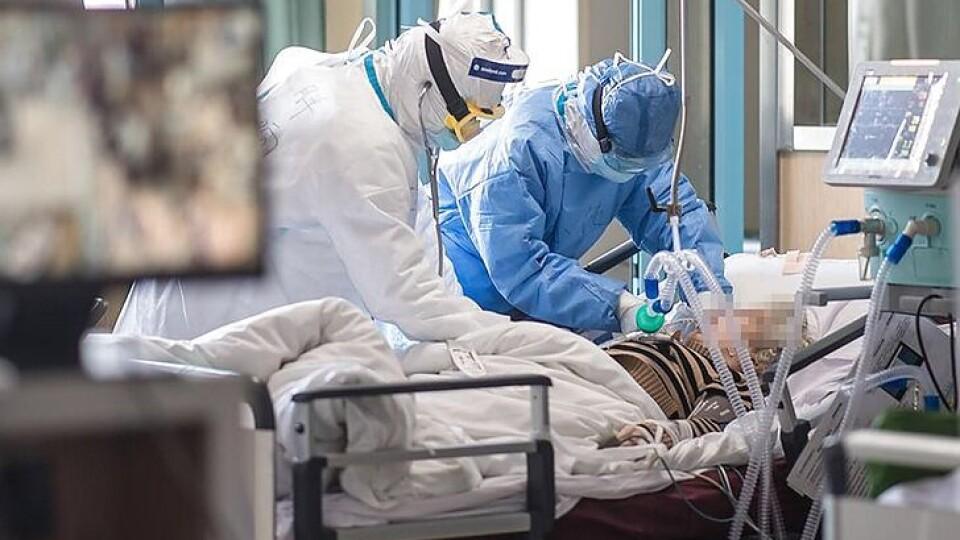 Вперше в Україні розгорнуть мобільний шпиталь для лікування хворих на COVID-19