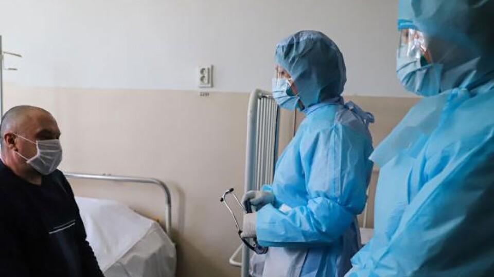 У Камінь-Каширському районі на коронавірус захворіла сім'я