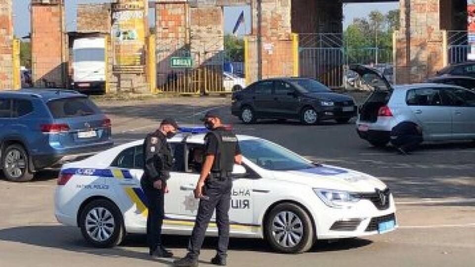 На нафтобазі у Луцьку – багато поліції. Кажуть, навчання