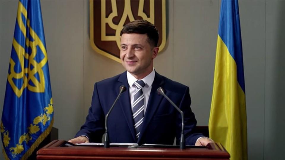 Передвиборча програма Володимира Зеленського