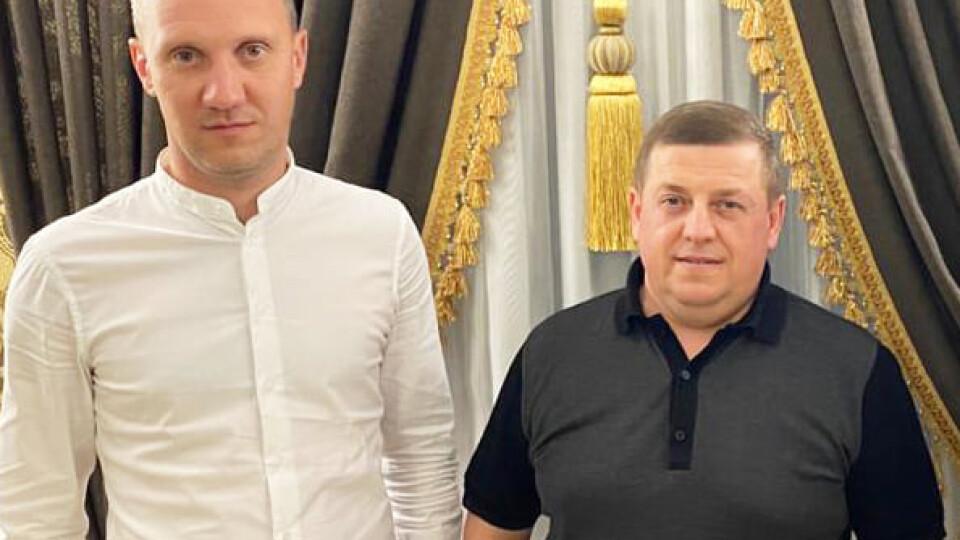 Микола Юнак йде в мери Володимир-Волинського від «Слуги народу»