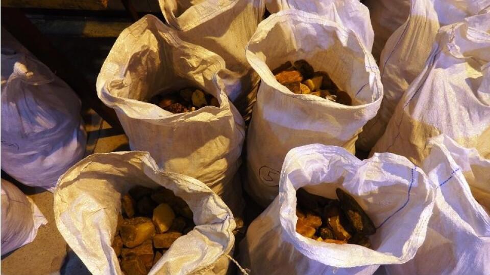 Поляки кажуть, що не затримували 1,3 тонни бурштину на «Ягодині»