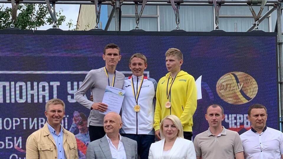 Волиняни здобули 4 срібні медалі на чемпіонаті України зі спортивної ходьби