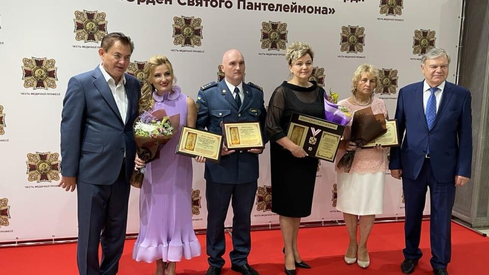 Найкращий медзаклад: «Орден святого Пантелеймона» вручили Ірині Горавській