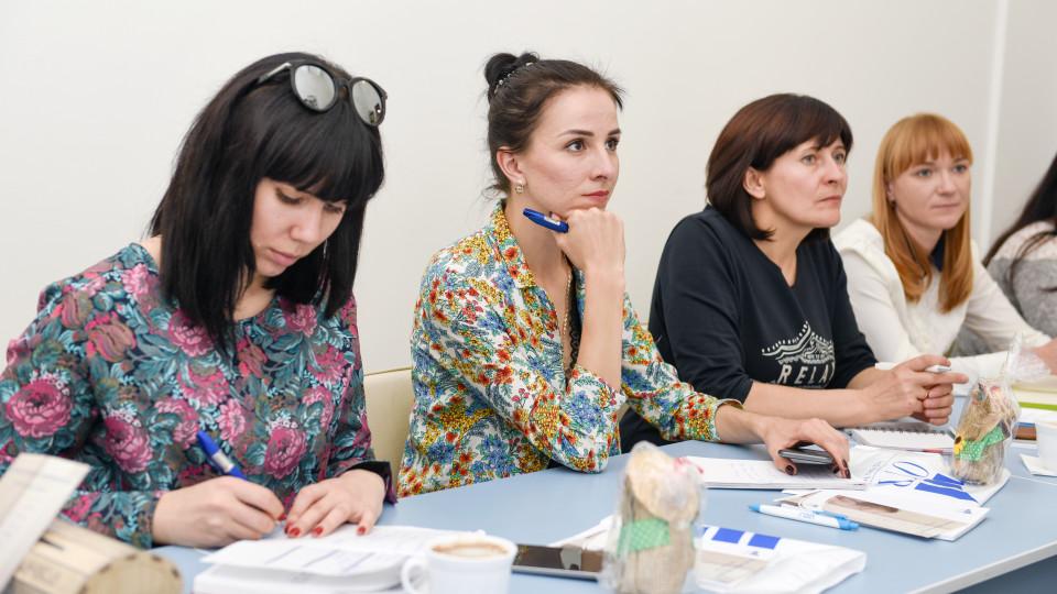 Учасниці реаліті-шоу «Пігмаліон 3D» навчалися працювати з фінансами