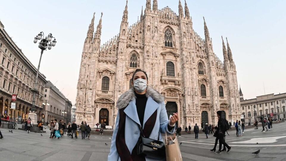 Італія знову посилює карантин через спалах COVID-19