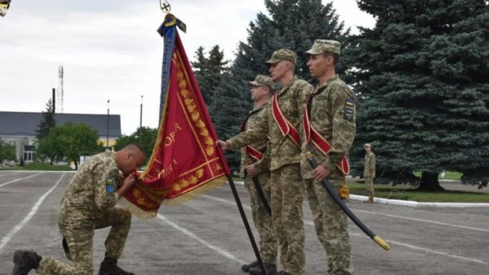 Командир 14 ОМБр пішов з посади