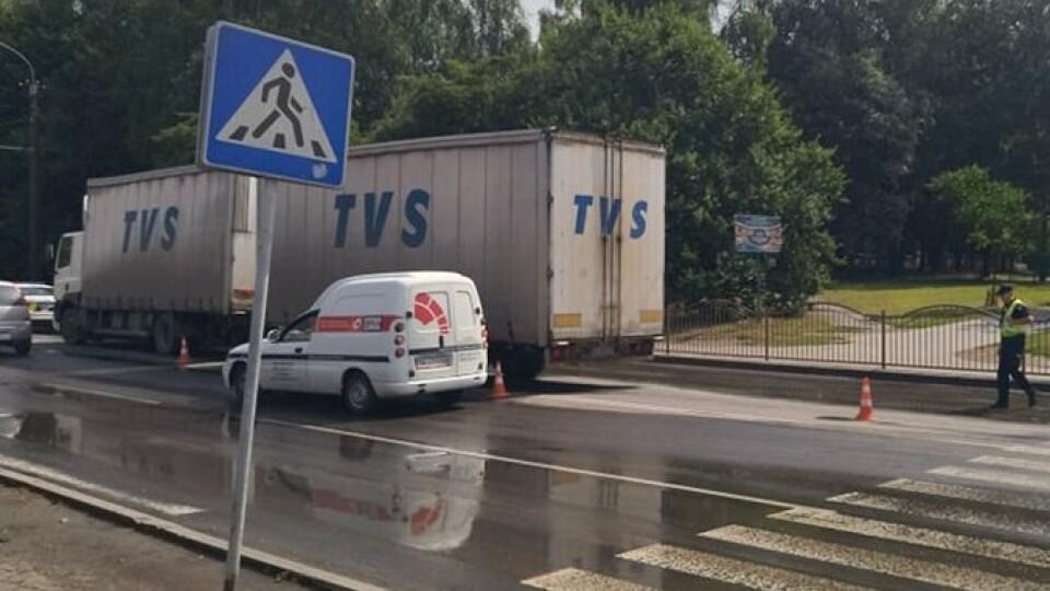 Деталі аварії у Луцьку, в якій загинув 53-річний чоловік