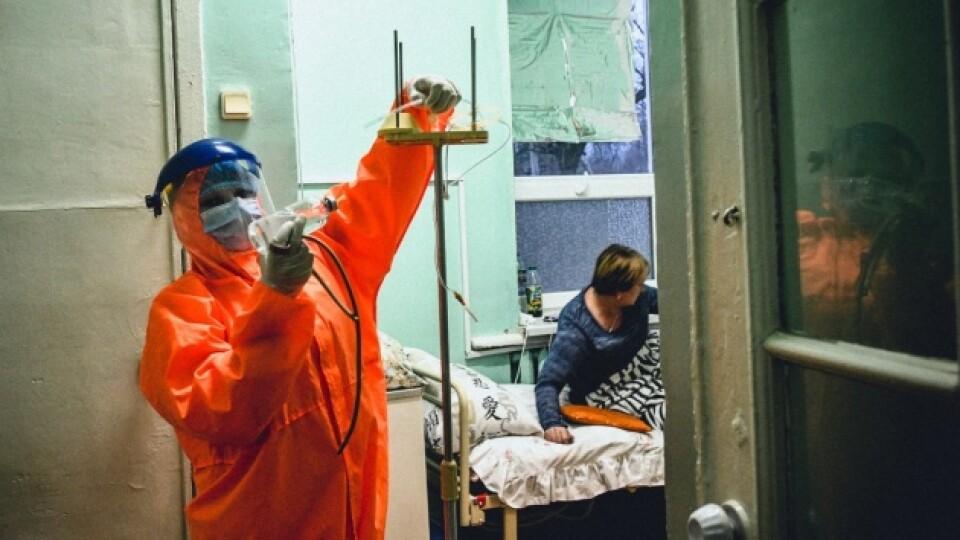 На Волині виявили 349 нових хворих на коронавірус. У Луцьку – 121
