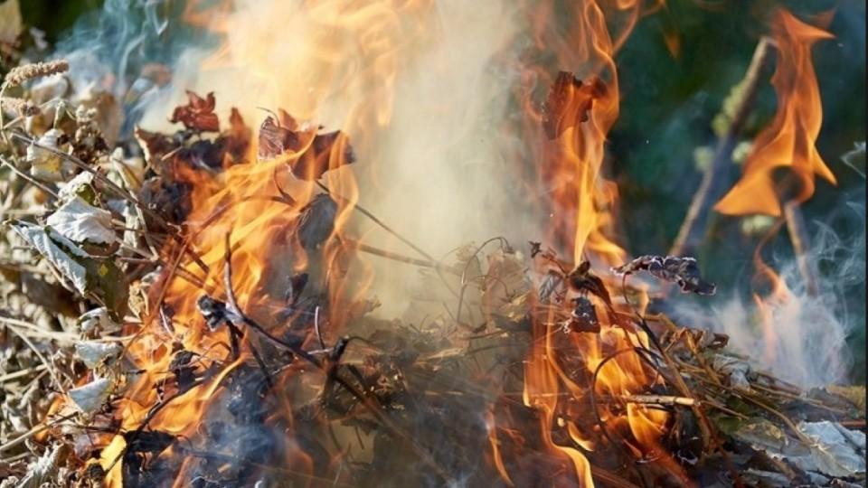 У селі під Луцьком з'явився «наглядач», який каратиме за незаконні вогнища