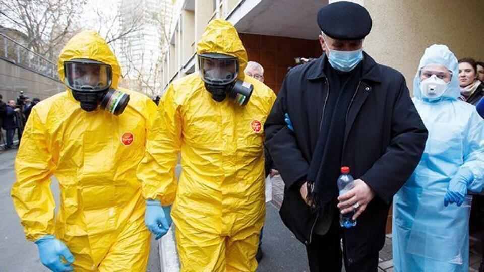 В Україні 549, на Волині троє, – МОЗ про кількість хворих на коронавірус