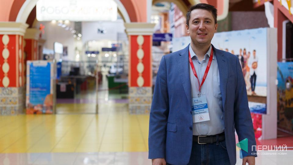 «У нашій сфері, якщо йдеш на 2 роки в декрет, треба наново вчитись», - маркетолог Євген Шевченко