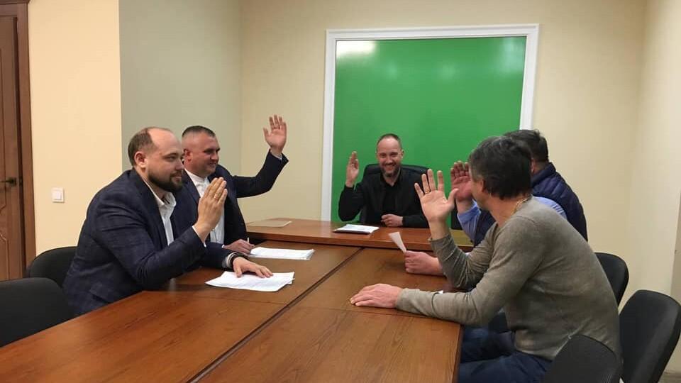 Обрали голову осередку партії «Слуга народу» на Волині