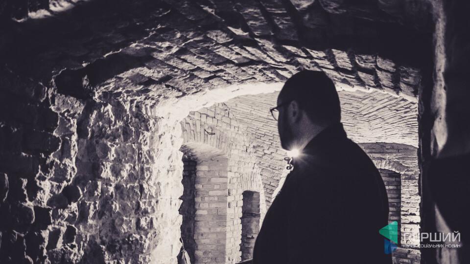 У Луцьку готують до відкриття унікальне і найбільше в Україні історичне підземелля. Ми це вже бачили