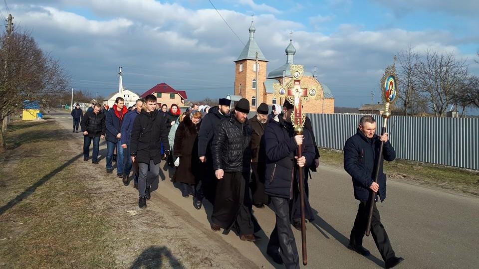 У селі на Волині прихильники МП відмовилися брати участь у зборах щодо переходу храму в ПЦУ