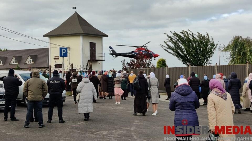У волинський монастир приїхав митрополит Онуфрій