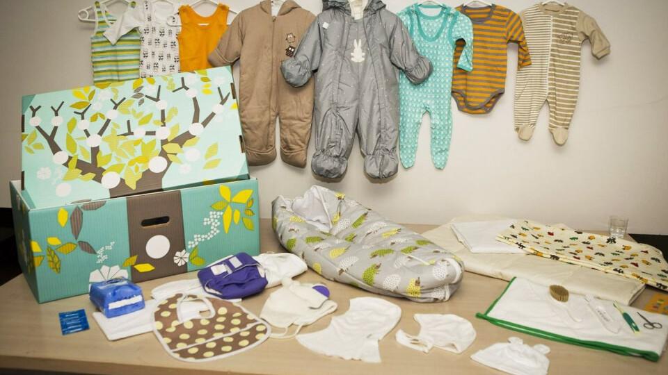 Закупівлю «пакунків малюка» хочуть відновити через Prozorro