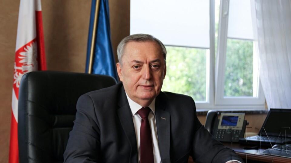 Генеральний консул Республіки Польщі у Луцьку заявив, що йде у відставку