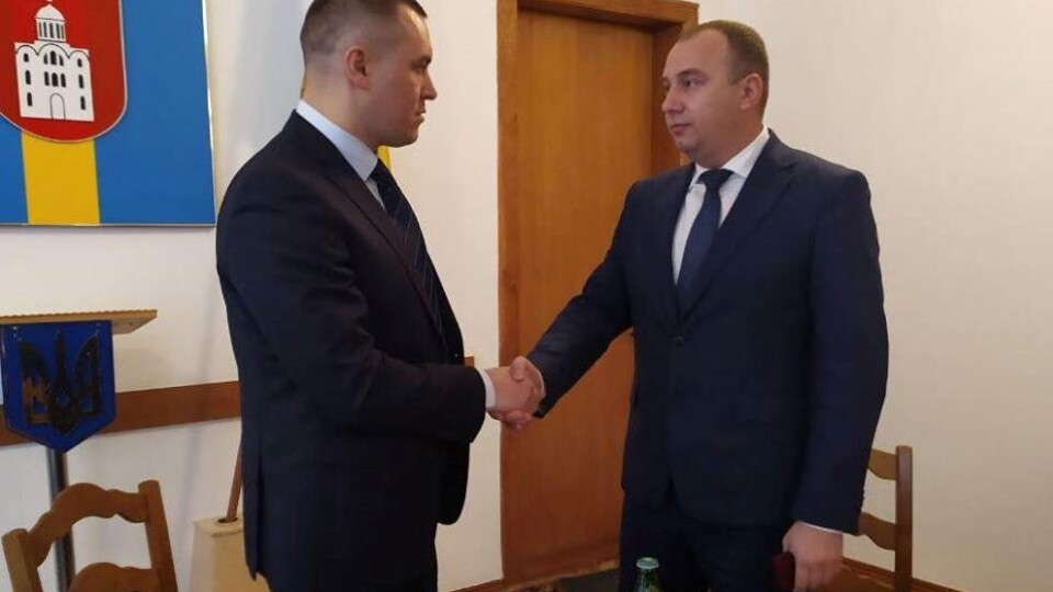 Призначили керівника Володимир-Волинськоїпрокуратури
