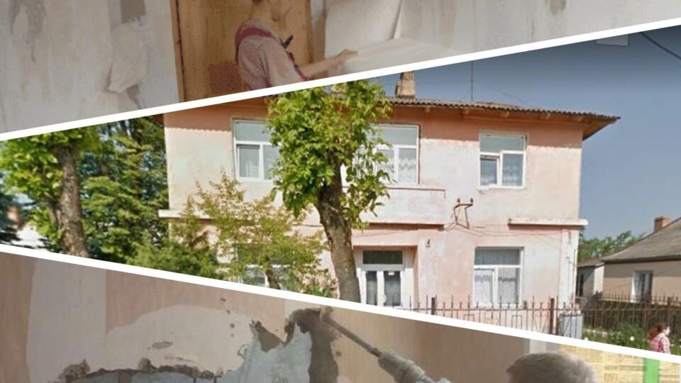 У Ковелі колишню «тріп-дачу» перебудовують під житло. Хто там буде жити?