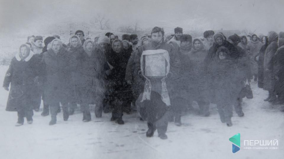 «Порівняв би їх з повстанцями, які боролися до 56-го». Спогад о. Михайла Бучака про Жидичин. ФОТО