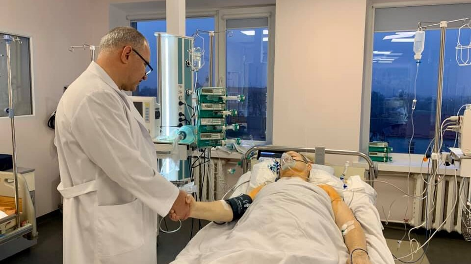 «Районна лікарня показує приклад усій Україні». У Ковелі пересадили уже друге серце