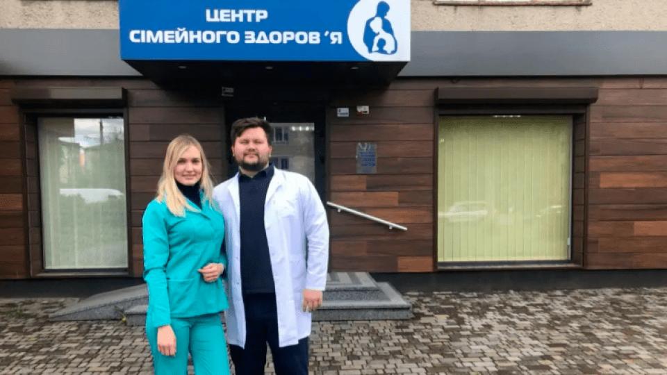 «Здорова конкуренція комунальним медзакладам», – Уляна Супрун про успішне подружжя луцьких лікарів