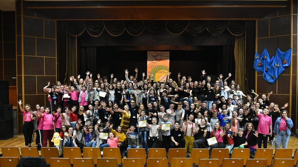 Діти-театрали з Луцька здобули гран-прі всеукраїнського фестивалю
