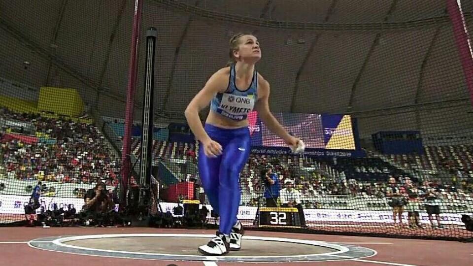 Волинська спортсменка вийшла у фінал чемпіонату світу