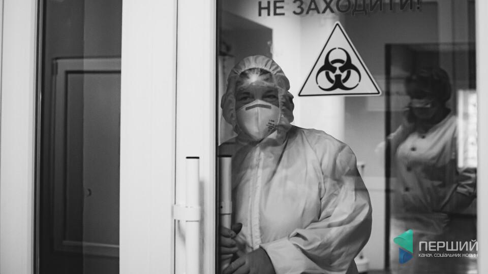 У волинських лікарнях перебуває 942 хворих на COVID. В реанімаціях – 63 людини