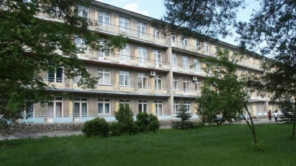 У санаторії «Лісова пісня» можуть відкрити центр реабілітації атовців та «чорнобильців»»