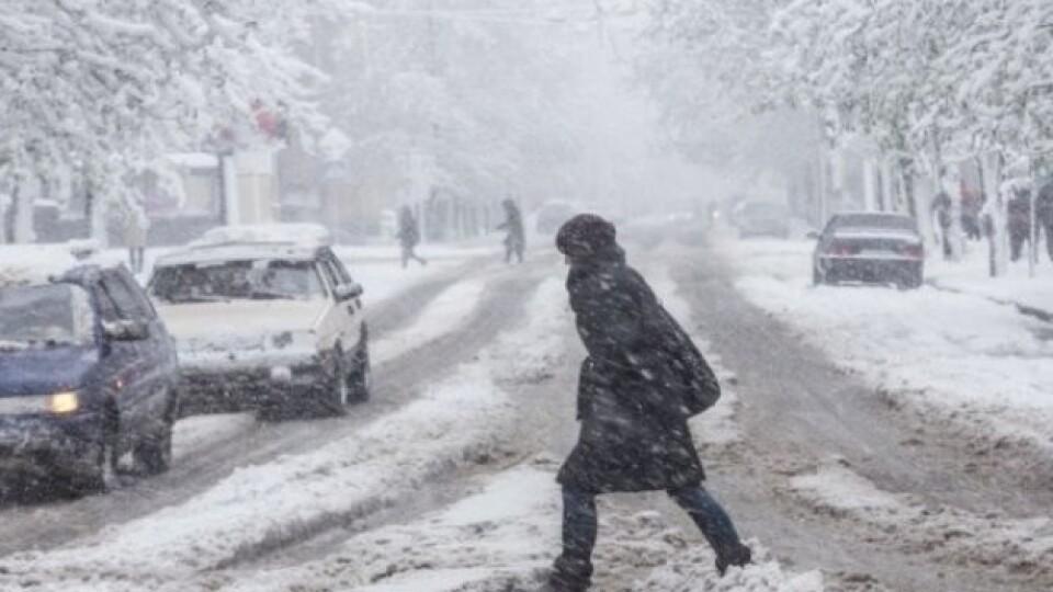 У Луцьку прибиратимуть сніг за 1,5 мільйона гривень