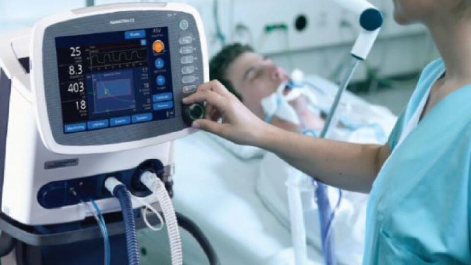 «Дихальних апаратів вистачить, якщо всі сидітимуть вдома», – головний медик Волині