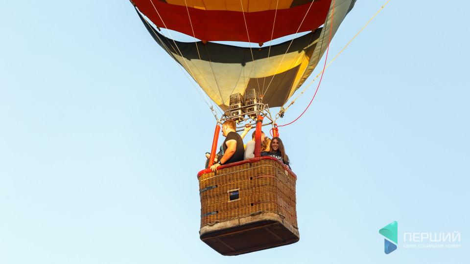 Бракує слів, щоб описати всі враження, - лучани про фестиваль повітряних куль «AEROSFERA»