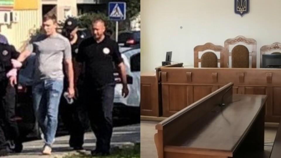 Обвинуваченому, який втік із залу суду в Луцьку, загрожує 10 років тюрми